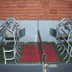 Bodenheizung mit 3 MIK-Thermorosten