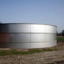 Edelstahl-Güllehochbehälter