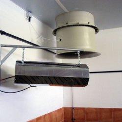 Kenndaten Luftmengen-Messung